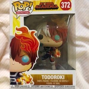 Todoroki Shouto Funko! Pop My Hero Academia